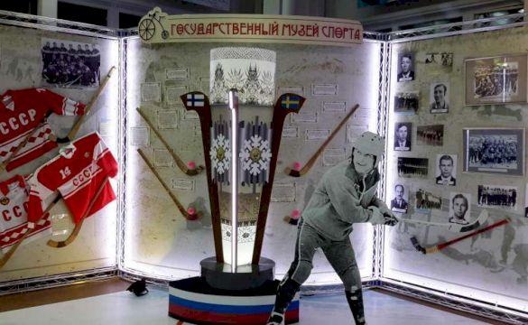Москва спортивная. Летопись славных побед