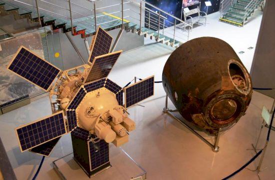 Останкинская телебашня и Музей космонавтики: мы набираем высоту