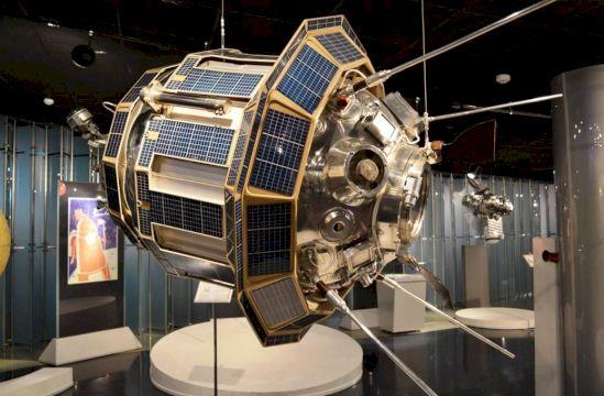 Музей космонавтики. Прикоснуться к звездам