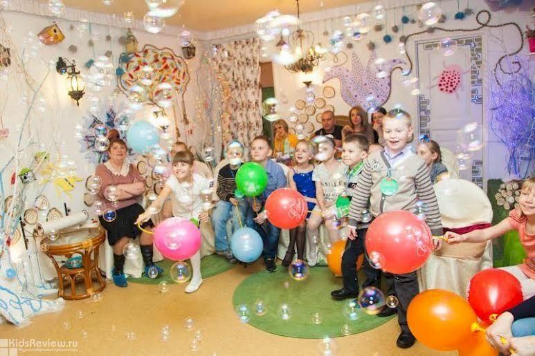 День Рождения в Детском клубе «Шоу, которое никогда не кончается!»