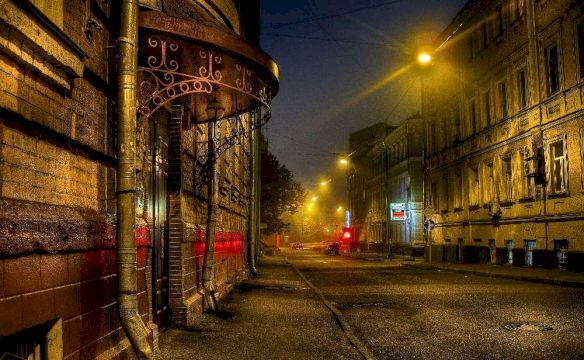 Вечерняя обзорная экскурсия «Огни Москвы» с поездкой по канатной дороге