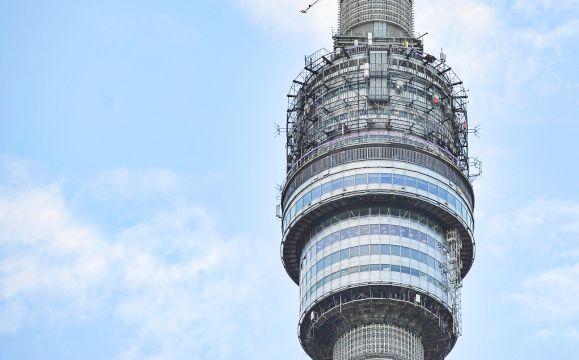 Останкинская башня: Москва на ладони