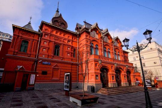 Москва во времена великой империи