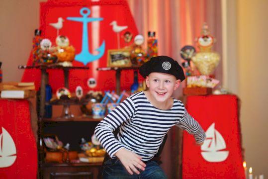 День Рождения с выездной программой «Пираты в поисках сокровищ»