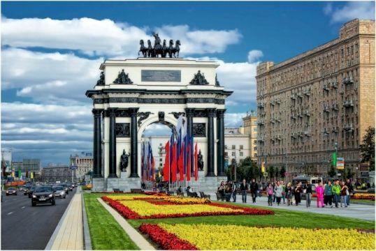 Тур в Москву на выходные «Москва 777 Лайт» 2дня/1ночь (заезд каждую субботу)