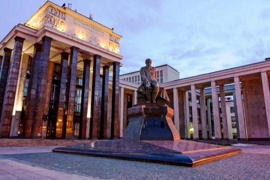 Тайны библиотеки имени Ленина