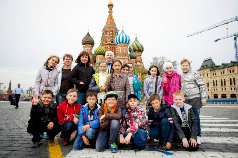 День Рождения на Красной площади «Красная – прекрасная»
