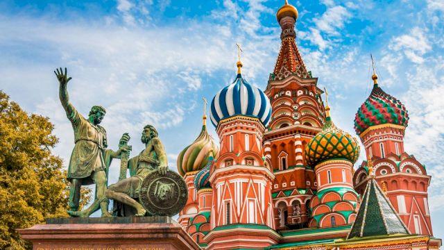 Кремль + Красная площадь