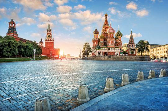 Тур в Москву на выходные «Москва 777+ Лайт» 3дня/2ночи (заезд каждую пятницу)
