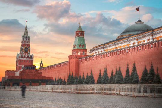 Красная площадь + ГУМ + Парк Зарядье + «Полет над Москвой/Россией» в Зарядье