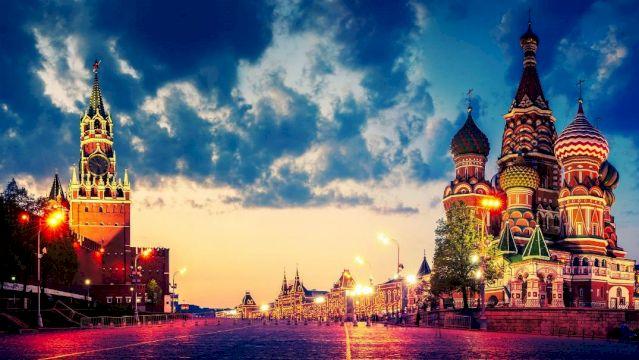 Экскурсия по Красной площади на английском языке