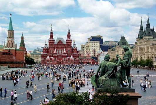 Красная площадь: Мифы и тайны