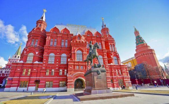 Тур № 4 «Столица державная – Москва православная»