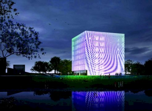 Экскурсия в Сколково «Мир науки, искусства и высоких технологий»