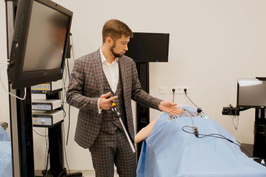 Экскурсия в Международный медицинский кластер «Сколково» с мастер-классом по оказанию первой медицинской помощи