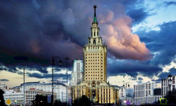 Тайны сталинских высоток