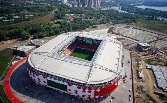 Москва спортивная. Навстречу Чемпионату мира по футболу