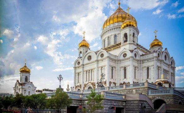 Обзорная экскурсия по Москве на английском языке