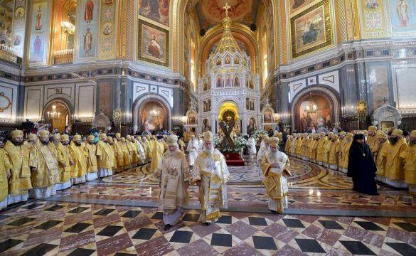 Храм Христа Спасителя: возрожденный из пепла