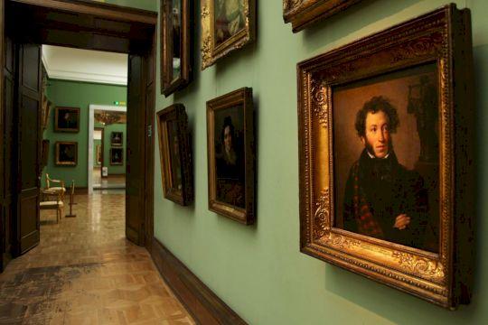Третьяковская галерея: Мастера и шедевры