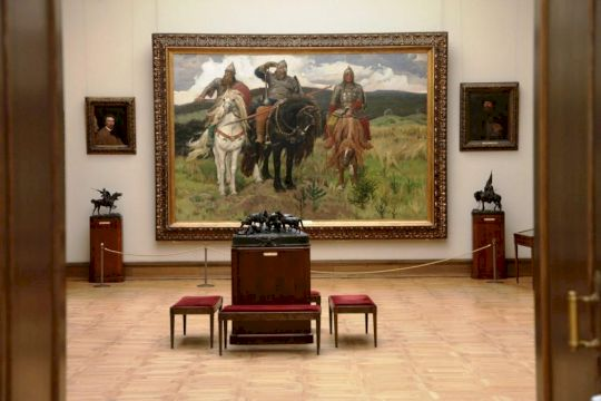 Третьяковская галерея & Замоскворечье: Жемчужины Москвы