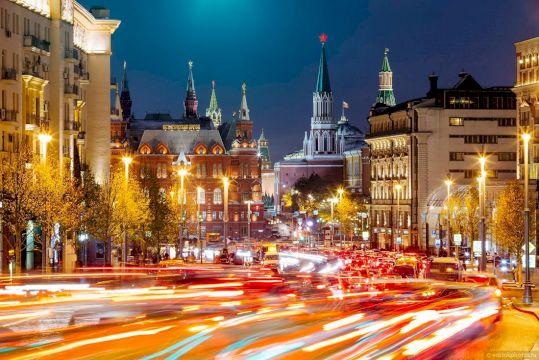 Пешеходная экскурсия «Москва советская» с гастрономическим сетом «Back in the USSR»