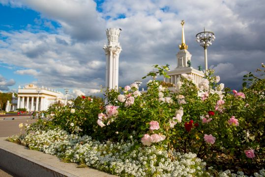 ВДНХ & Музей Космонавтики: Из прошлого в будущее