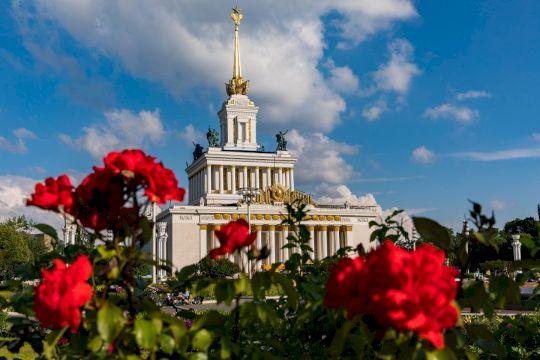 ВДНХ: Традиции и современность + Павильон «Макет Москвы»