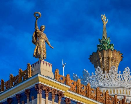 Тур в Москву для родителей с детьми «Ноябрьские каникулы в Москве» (4 - 7 ноября) / Из любого региона