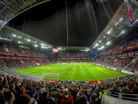 Москва спортивная. Стадион ЦСКА приглашает