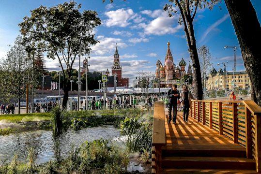 Тур «Москва 777: 7 нот Спасской Башни»