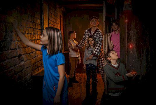 Квест для детей онлайн №3 (6-9 лет) «Дневник кладоискателя: Земляной город»