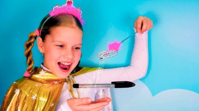 День Рождения с выездным театральным шоу «Волшебная история Золушки» + «Школа балерин»
