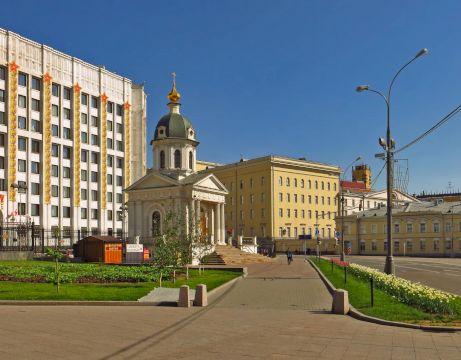 Переулочки московские. Назад в прошлое