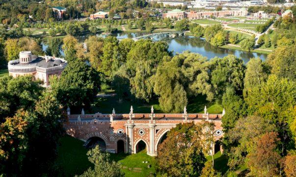 Экскурсия в Царицыно «Сущий рай императрицы Екатерины Великой»