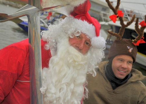 Театрализованная экскурсия с Санта Клаусом на английском языке (на минивэне или микроавтобусе)