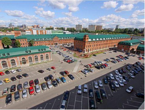 Деловой квартал Новоспасский