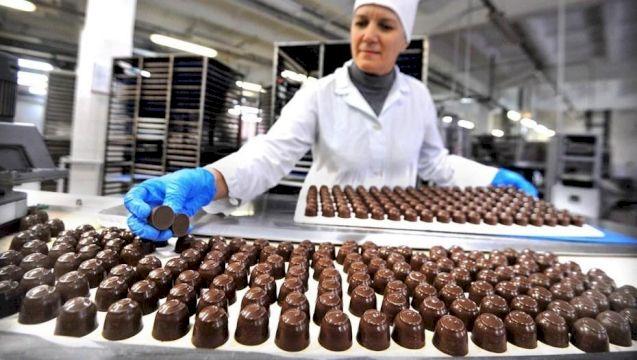 Кондитерская фабрика: Вкус настоящего шоколада