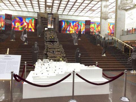 Музей Победы + Поклонная гора