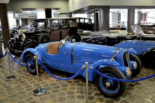 Музей техники Вадима Задорожного: История на языке моторов