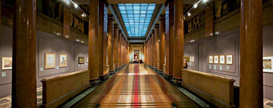 Экскурсия в Музей изобразительных искусств имени А.С. Пушкина