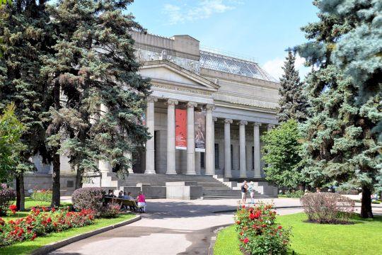 Пушкинский музей & Красный Октябрь. Здесь живет искусство!