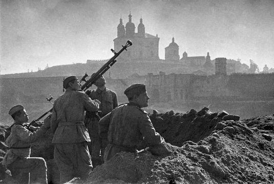 Оборона столицы: как это было