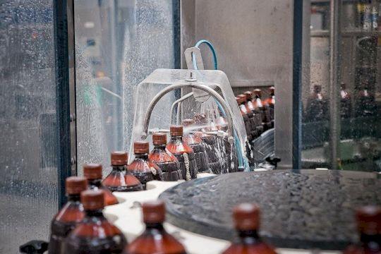 Завод Очаково: Русских напитков край