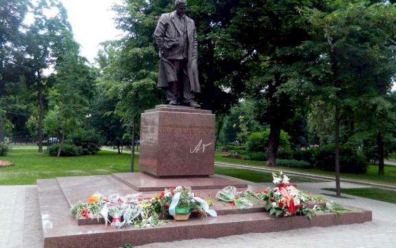 Пушкин и не только... литературная Москва