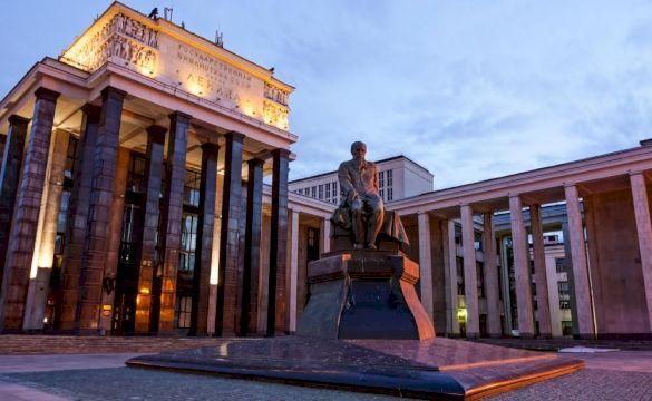 Обзорная VIP экскурсия с чаепитием «Москва встречает и угощает!»