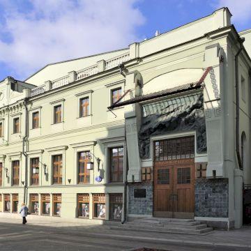 Прогулка на трамвае «302-бис»: Москва Булгакова-Шехтеля