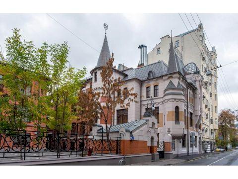Москва в стиле модерн. Федор Шехтель