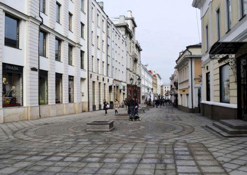 Столешников переулок: от лавок к бутикам