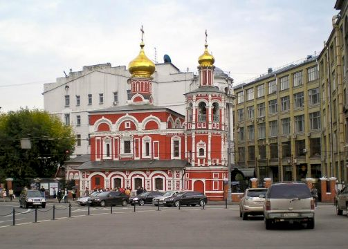 Дух Москвы купеческой